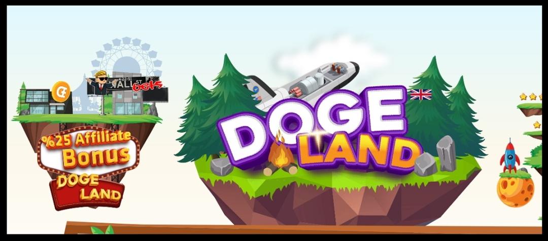 dogeland game dogecoin