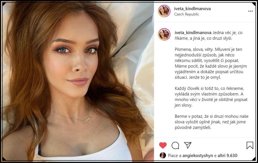 instagirls iveta kindlmanova instagram